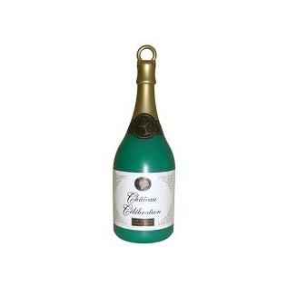 ballon gewichtjes champagnefles