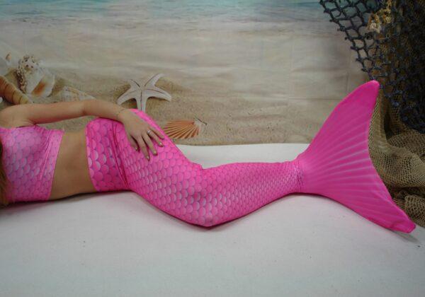 luxe roze staart