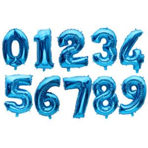 cijfer blauw 1m