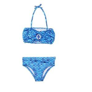 bikini blue ocean
