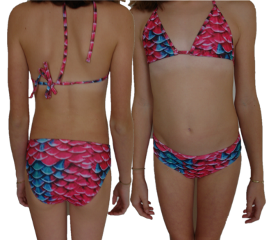 luxe bikini ocean