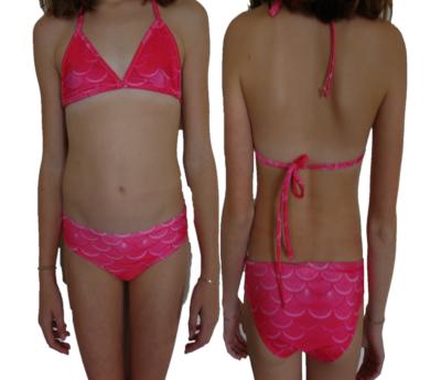 luxe bikini roze