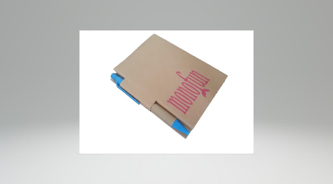 Notitieboekje monofun