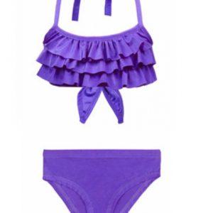 paarse bikini