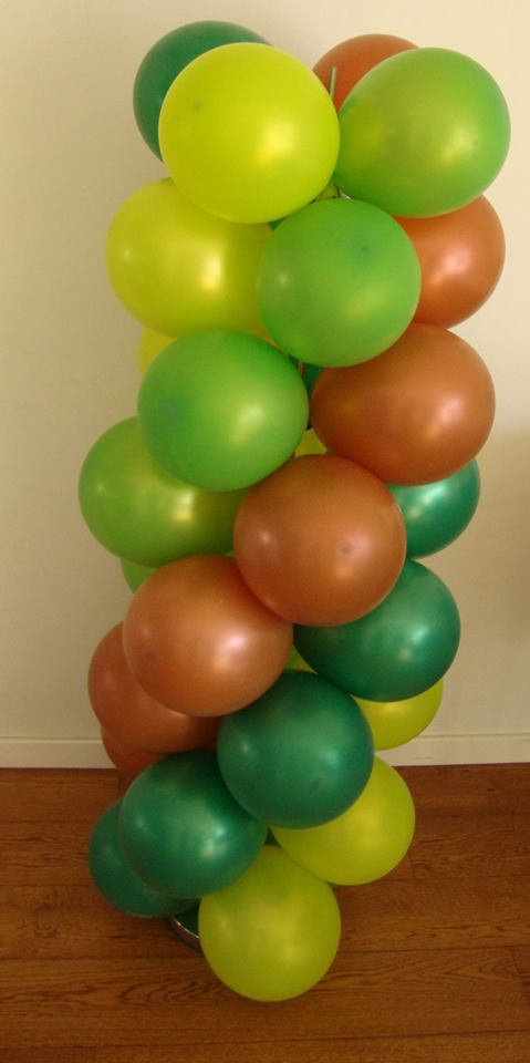 Ballonpilaar